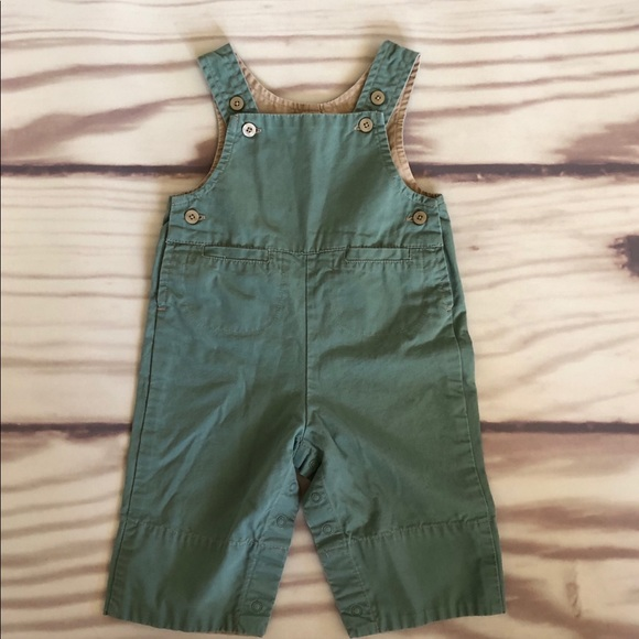GAP Other - Baby Gap // NB soft overalls
